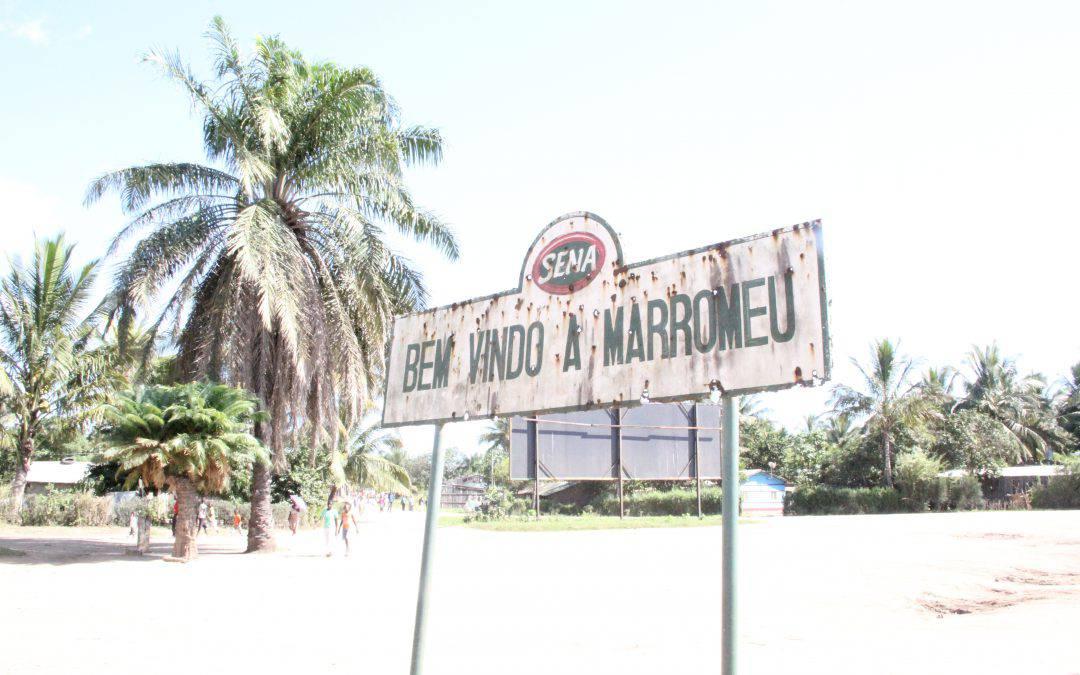 Marromeu: il distretto e la cittadina