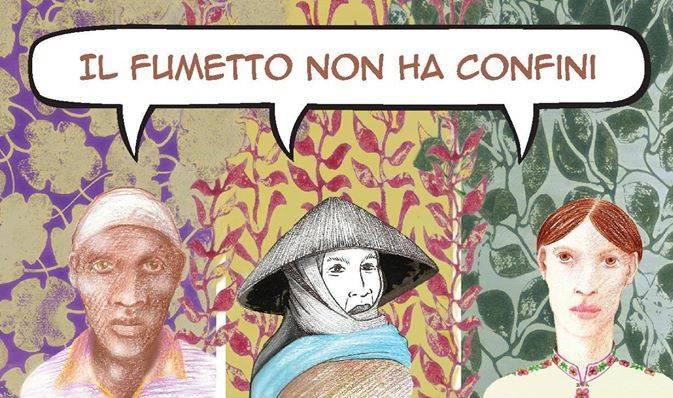 Il fumetto non ha confini – PARTE 1 il corso