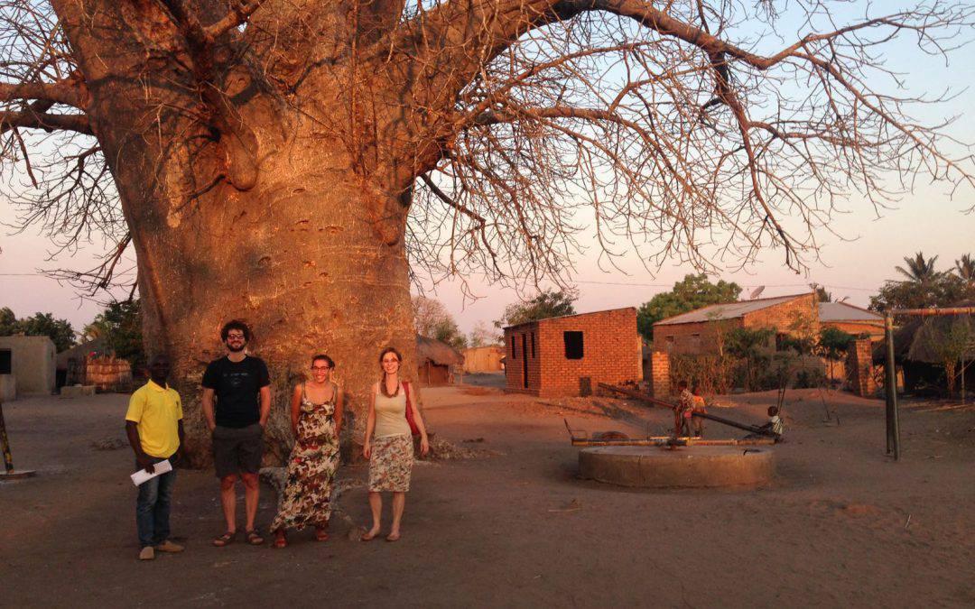 Missione di Isacco Rama in Mozambico