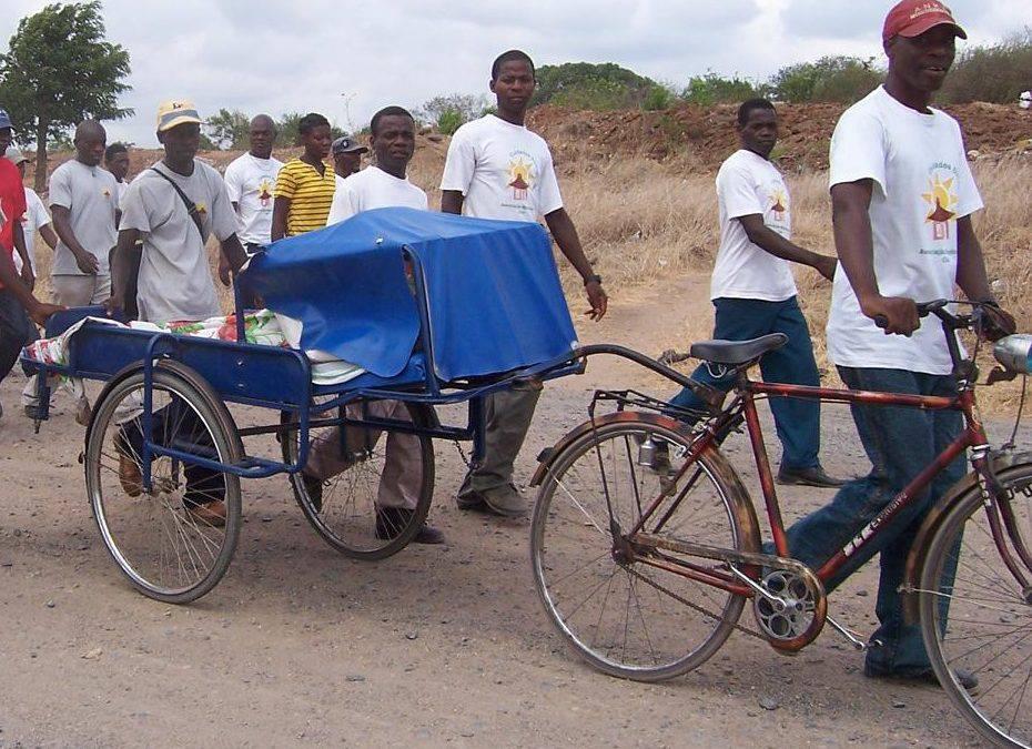 Mozambikes – partecipa anche tu al crowdfunding per donare una bicicletta ad un assistente sanitario
