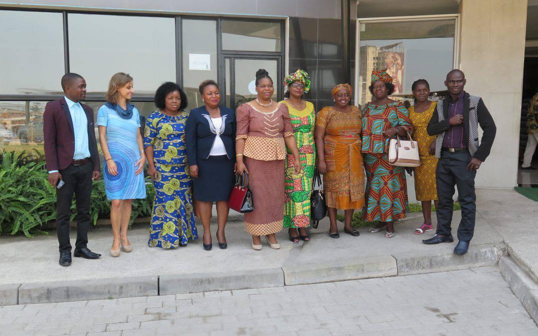 Essere una donna in Mozambico