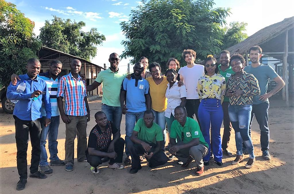 Da Beira a Caia: i team in visita
