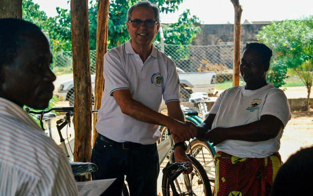 Mozambikes: mille grazie!