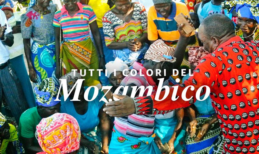 Tutti i colori del Mozambico – 7 aprile festa della donna Mozambicana