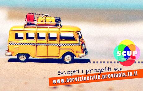 Aperte le candidature al Servizio Civile Provinciale con noi a Trento