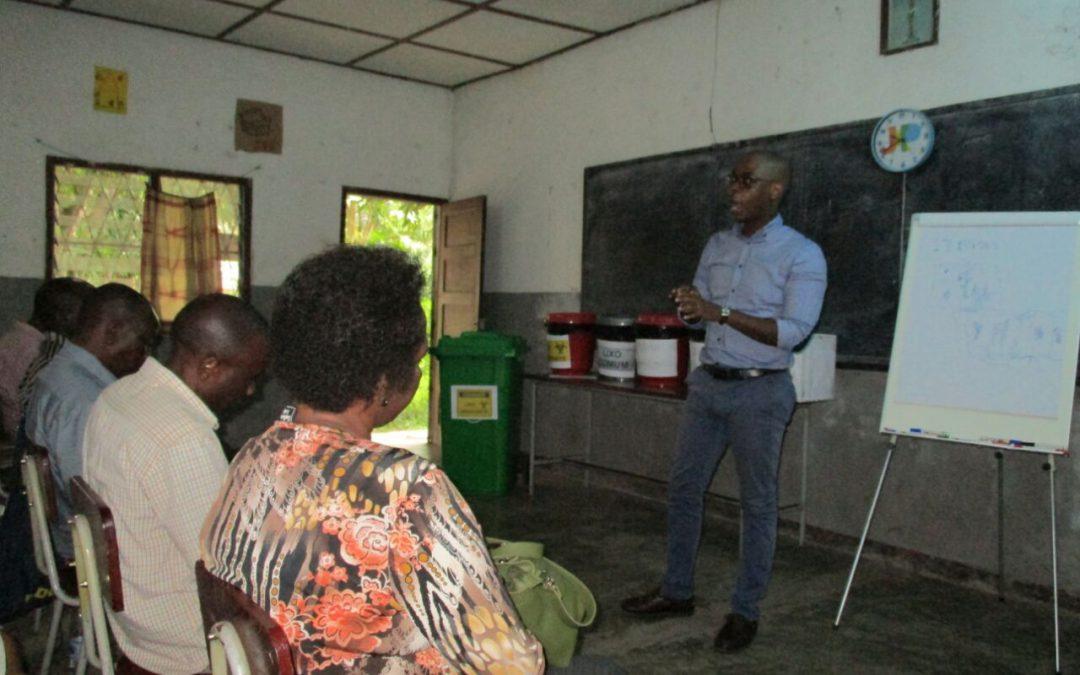 La gestione dei rifiuti sanitari a Beira