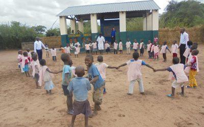 EducaMoz – per una educazione prescolare inclusiva e di qualità anche a Caia