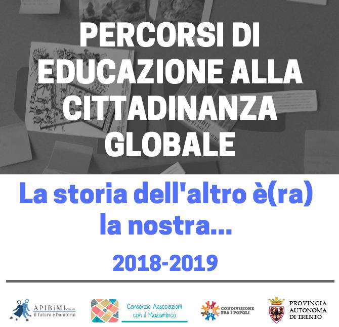 Un nuovo percorso di Educazione alla Cittadinanza Globale