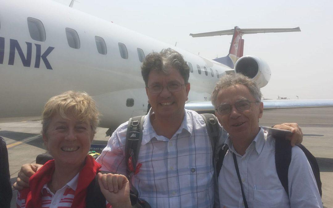 Al via la missione in Mozambico della Fondazione Edmund Mach