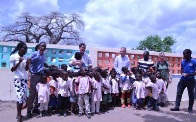 Agricoltura e ambiente: una delegazione di Fondazione Edmund Mach in visita in Mozambico
