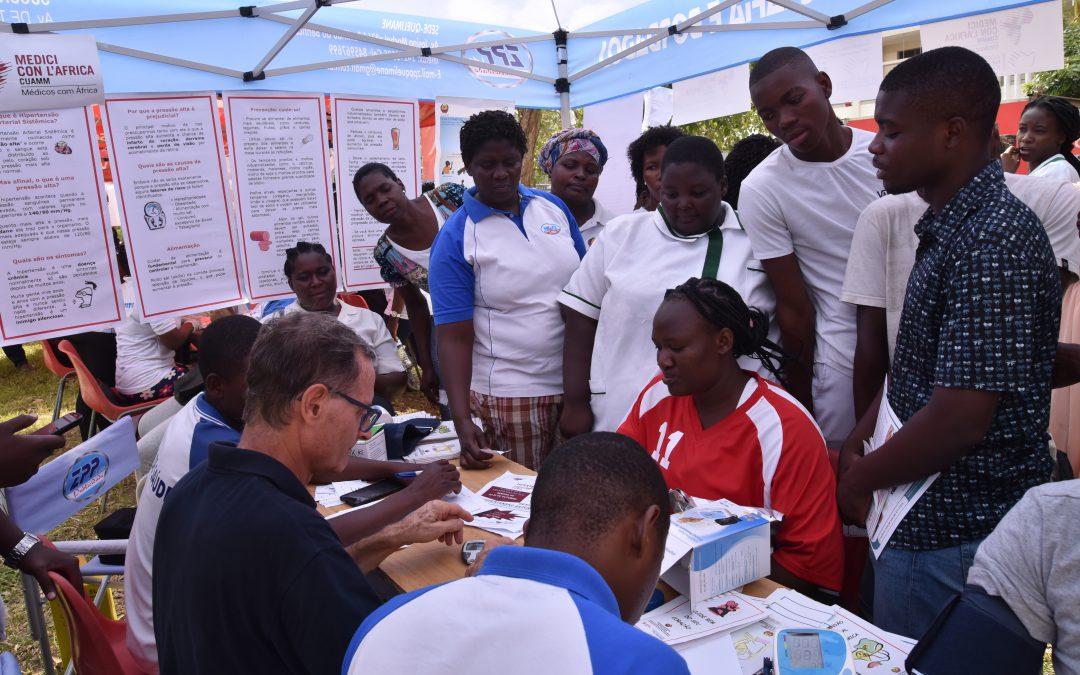 Atmosfere mozambicane – il nostro impegno per salute ed educazione