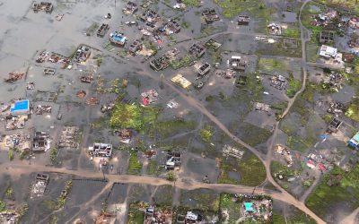 Il Ciclone Idai si abbatte sul Mozambico