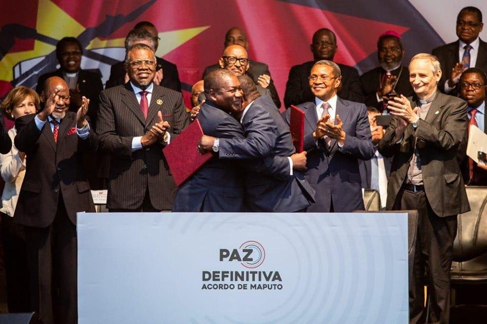Firmato il nuovo accordo di pace
