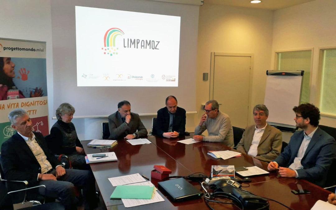 Al via Limpamoz, un programma che unisce l'Italia e il Mozambico  nell'ambito della Gestione dei Rifiuti Solidi Urbani