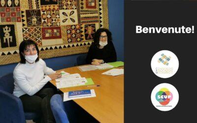 Che SCUP! Vi presentiamo Marika e Sofia, nuove giovani in servizio presso la sede di Trento del CAM