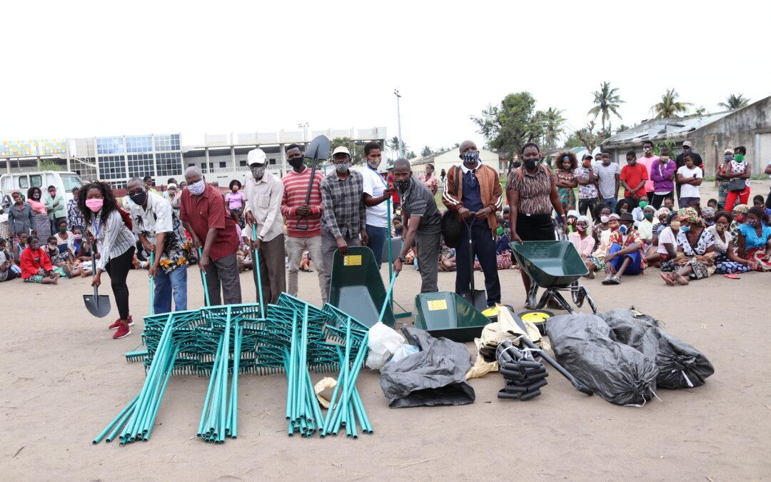 """Programma UNDP """"Insieme per un recupero resiliente"""" – al via i lavori a Beira"""