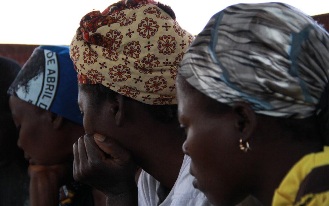 Rafforzamento delle Mães Cuidadoras in Mozambico – per un'educazione più inclusiva e di qualità
