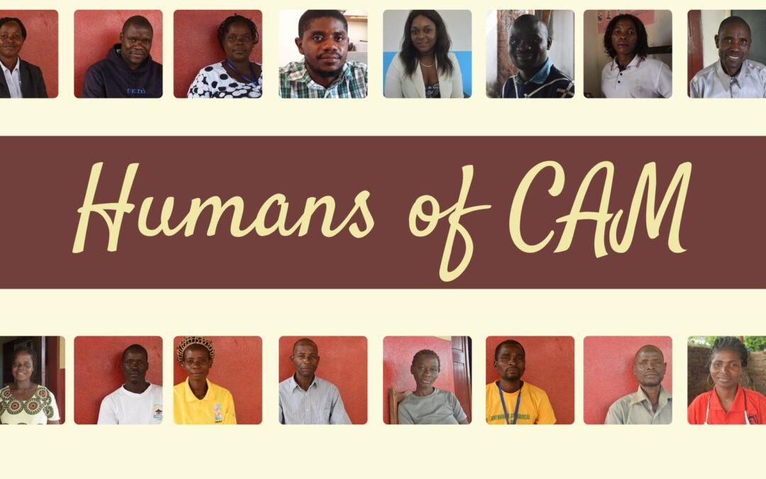 Humans of CAM: la pubblicazione dedicata ai protagonisti del lavoro sul campo