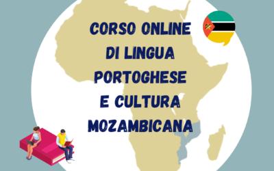 Corso ONLINE di lingua portoghese e cultura mozambicana – in partenza!