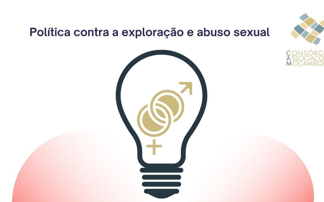Il CAM contro lo sfruttamento e l'abuso sessuale!