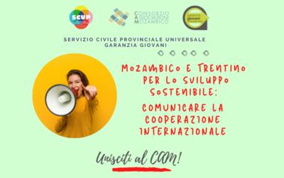 Servizio Civile Garanzia Giovani 2021: aperte le candidature!