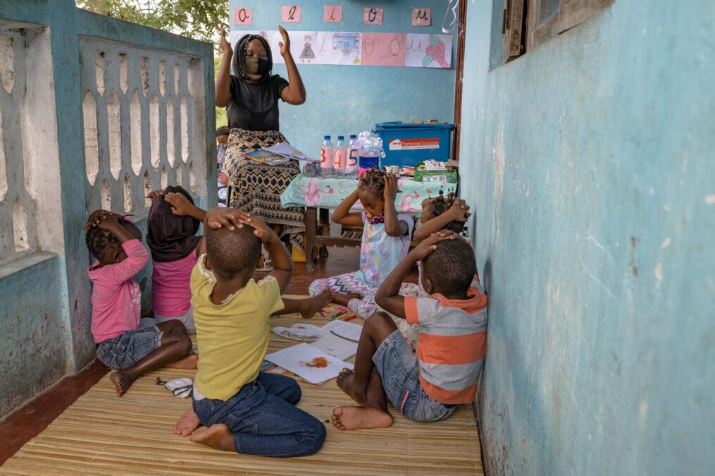 Educamoz e Mães Cuidadoras: evento finale e primi risultati